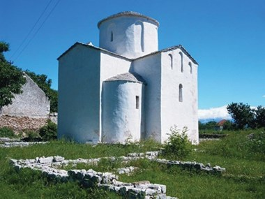 World's Smallest Cathedral in Nin