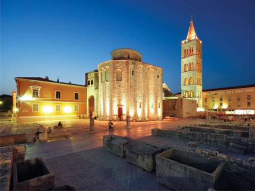 The Church of St. Donatus in Zadar