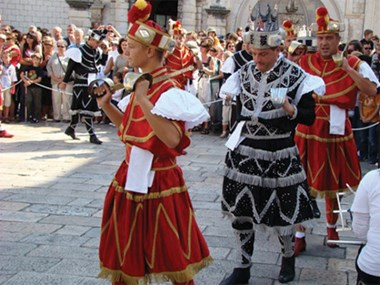 Sword Dance Moreška