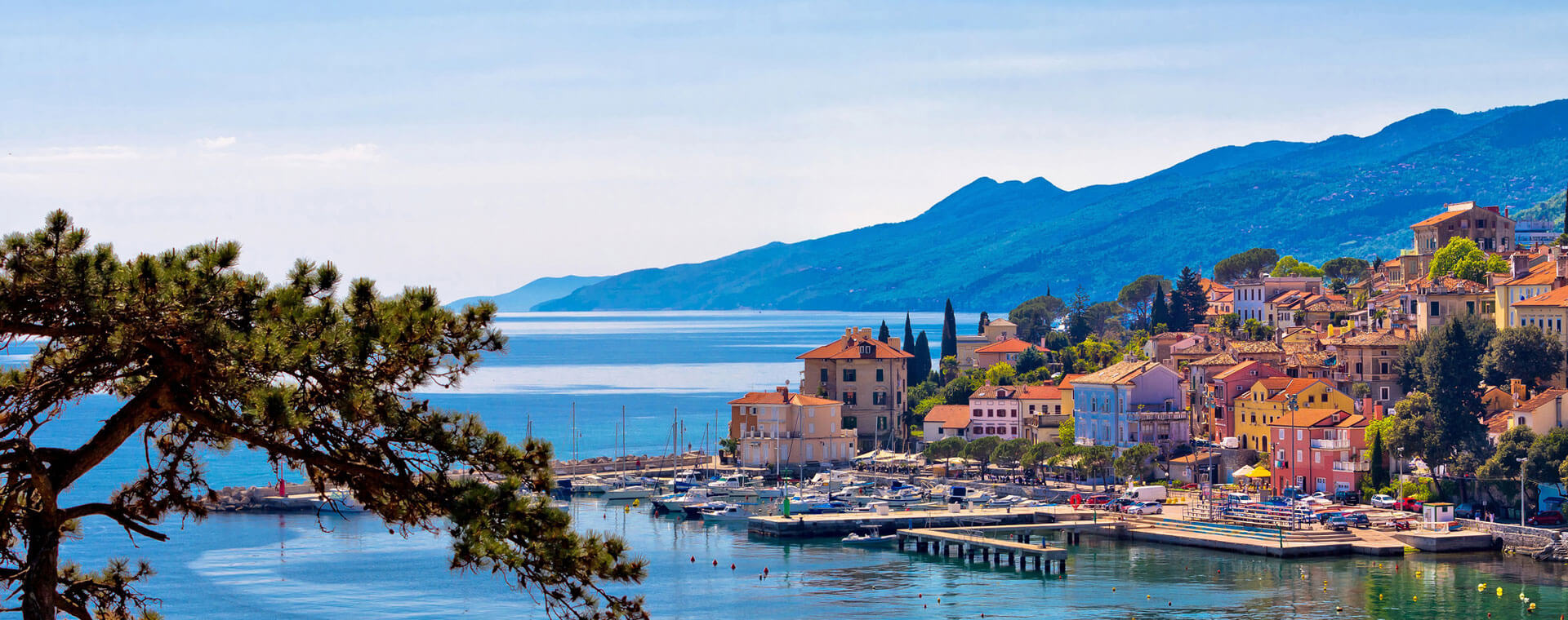 Kvarner and highlands