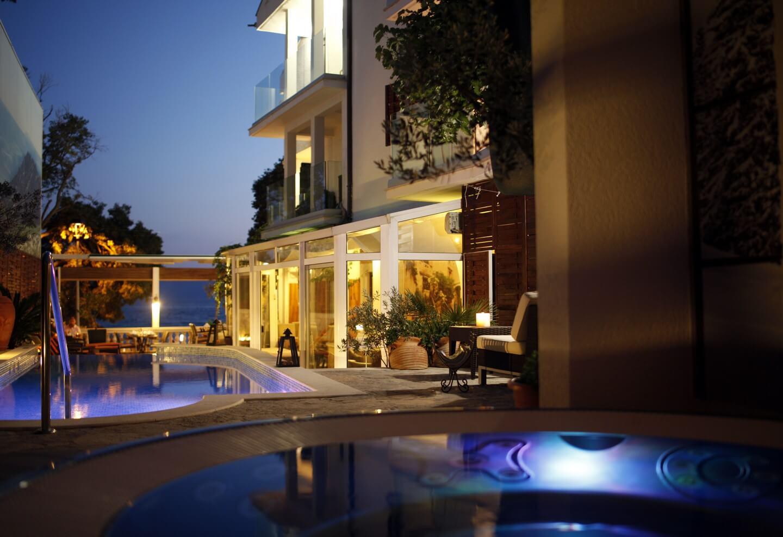 obiteljski i mali hoteli boutique hotel marco polo omh. Black Bedroom Furniture Sets. Home Design Ideas